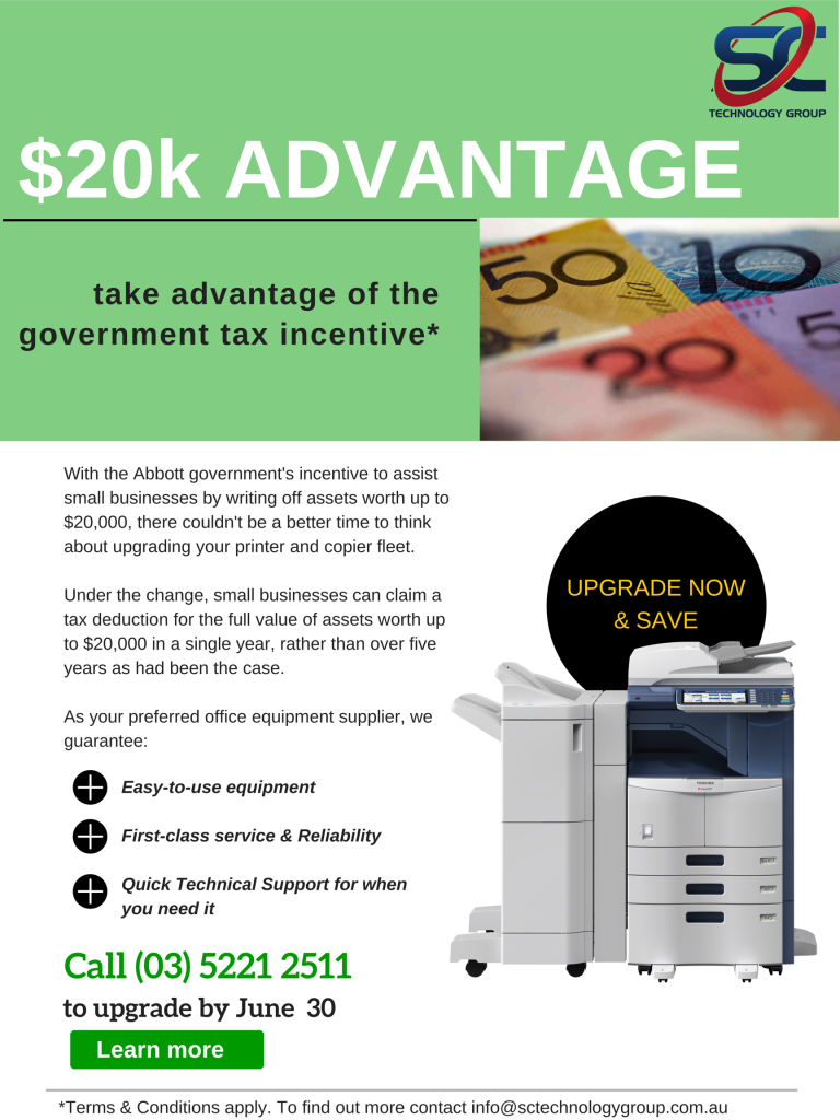 $20k Advantage Geelong